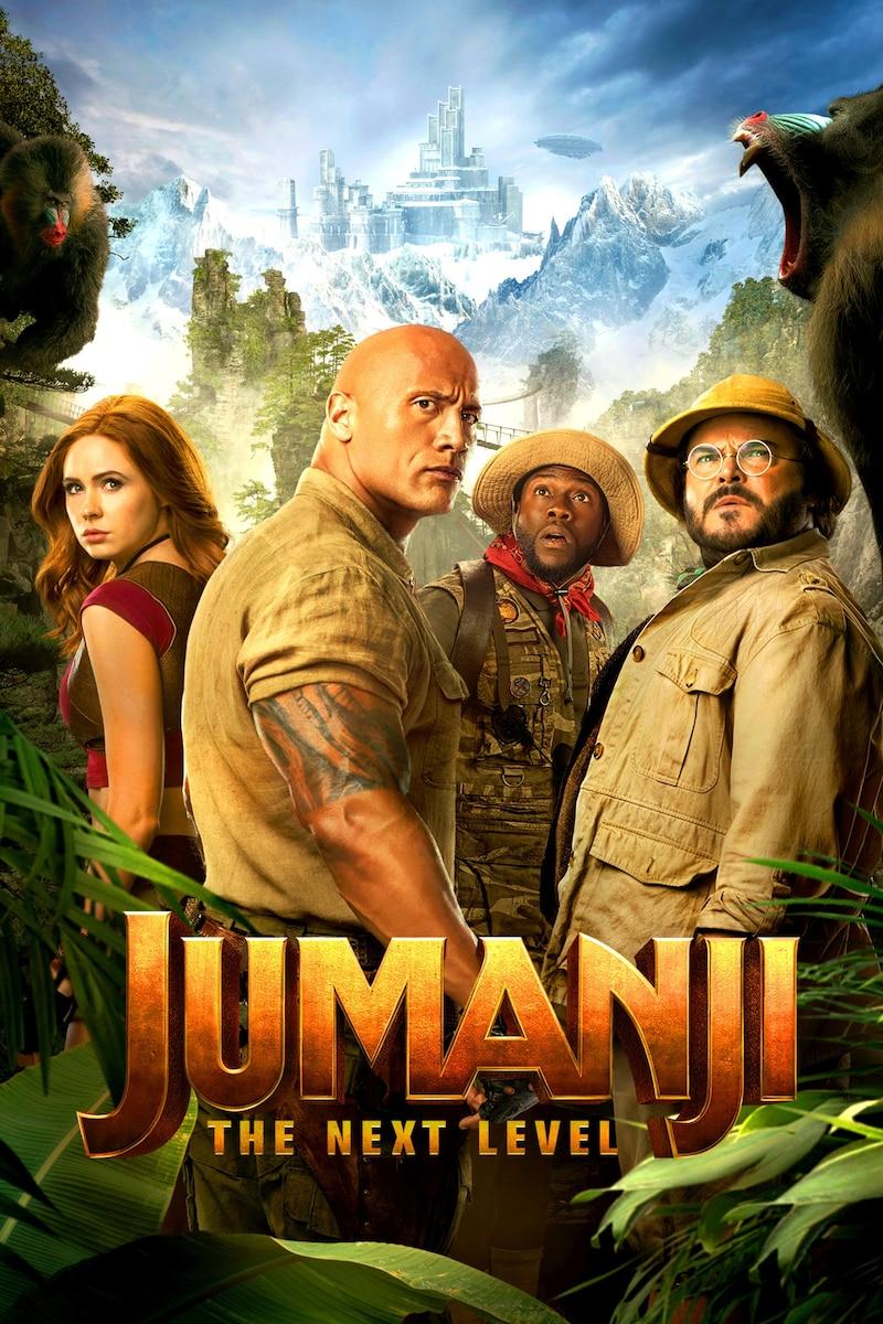 Jumanji The Next Level Full Movie Watch Online Stream Or Download Chili