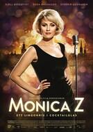 Monica Z - ett lingonris i ett cocktailglas