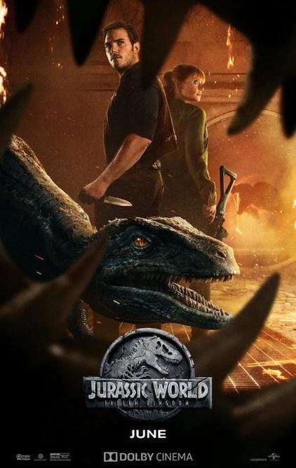 Jurassic World: Fallen Kingdom Full Movie - Watch Online