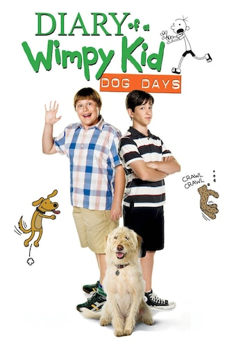 Diary Of A Wimpy Kid Dog Days Full Movie Watch Online Stream Or Download Chili