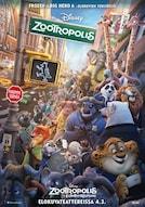 Zootropolis - Eläinten Kaupunki