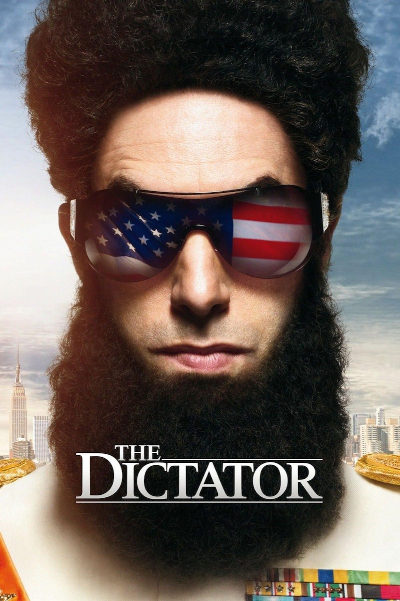 VF DVDRIP THE DICTATOR TÉLÉCHARGER
