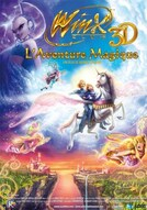 Winx club l'aventure magique 3D