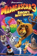 Madagaskar 3 (Svenskt tal)