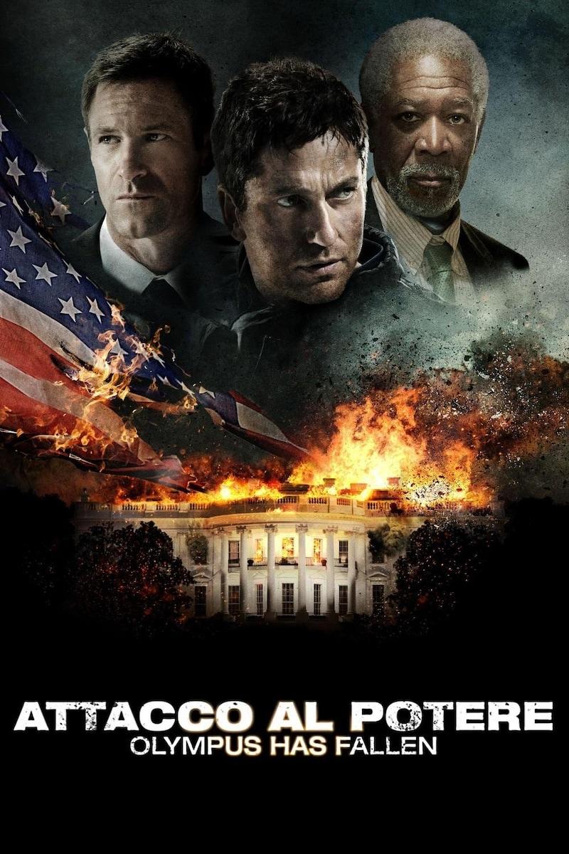 Attacco al Potere - Olympus Has Fallen Streaming - Guarda Subito in HD -  CHILI