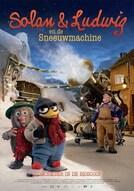 Solan en Ludwig en de sneeuwmachine