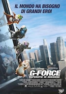 G-Force : Superspie in missione