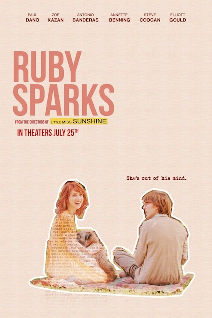 Ruby Sparks Full Movie - Watch Online, Stream or Download - CHILI