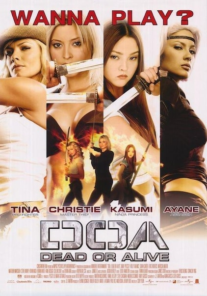 Doa Dead Or Alive Full Movie Watch Online Stream Or Download