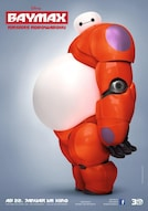 Baymax- Riesiges Robowabohu