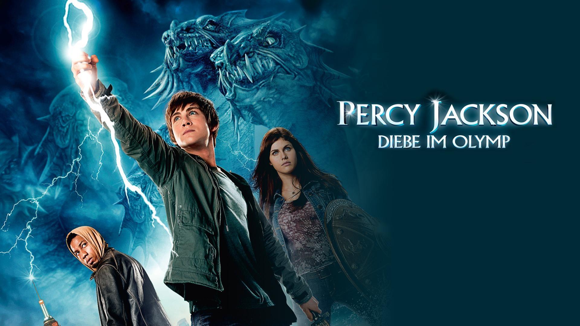 günstig kaufen niedriger Preis erster Blick Percy Jackson - Diebe im Olymp Online- Jetzt als Stream ...