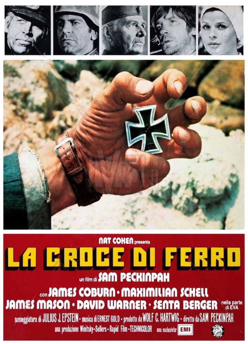 La Croce Di Ferro Streaming Guarda Subito In Hd Chili