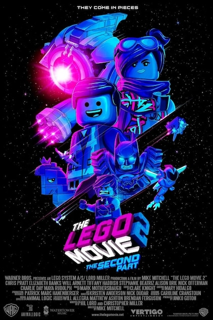 The Lego Movie 2 - The Second Part Full Movie - Watch Online
