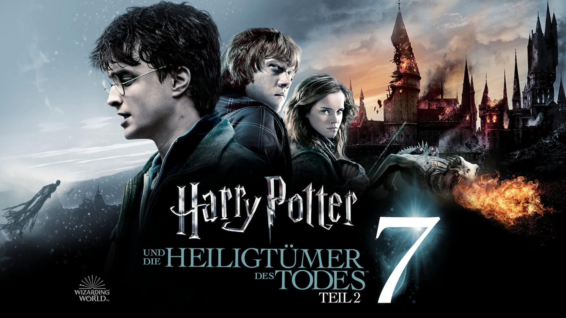 Harry Potter Und Die Heiligtümer Des Todes Teil 2 Streaming Jetzt