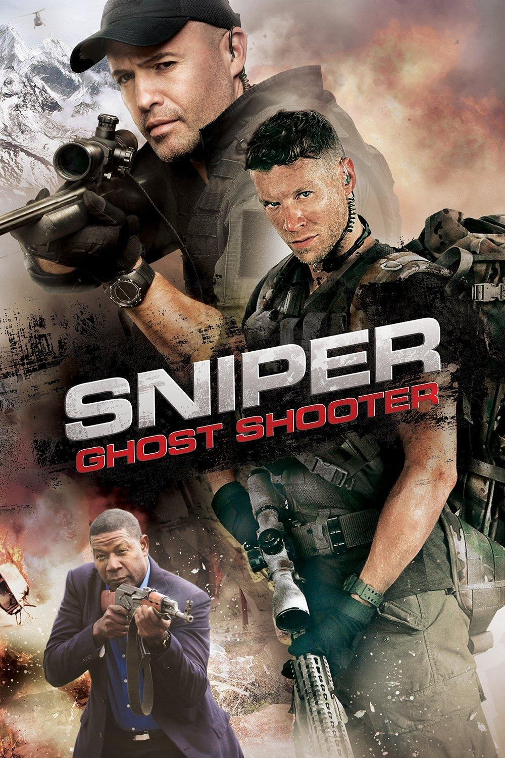 Sniper: Ghost Shooter Full Movie - Watch Online, Stream or Download