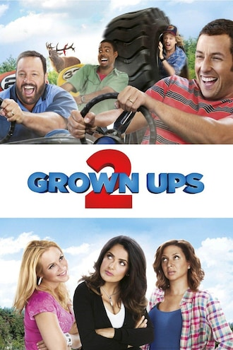7bd421c39 Grown Ups 2 Full Movie - Watch Online, Stream or Download - CHILI