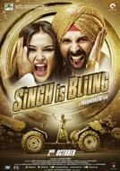 Singh is Bling
