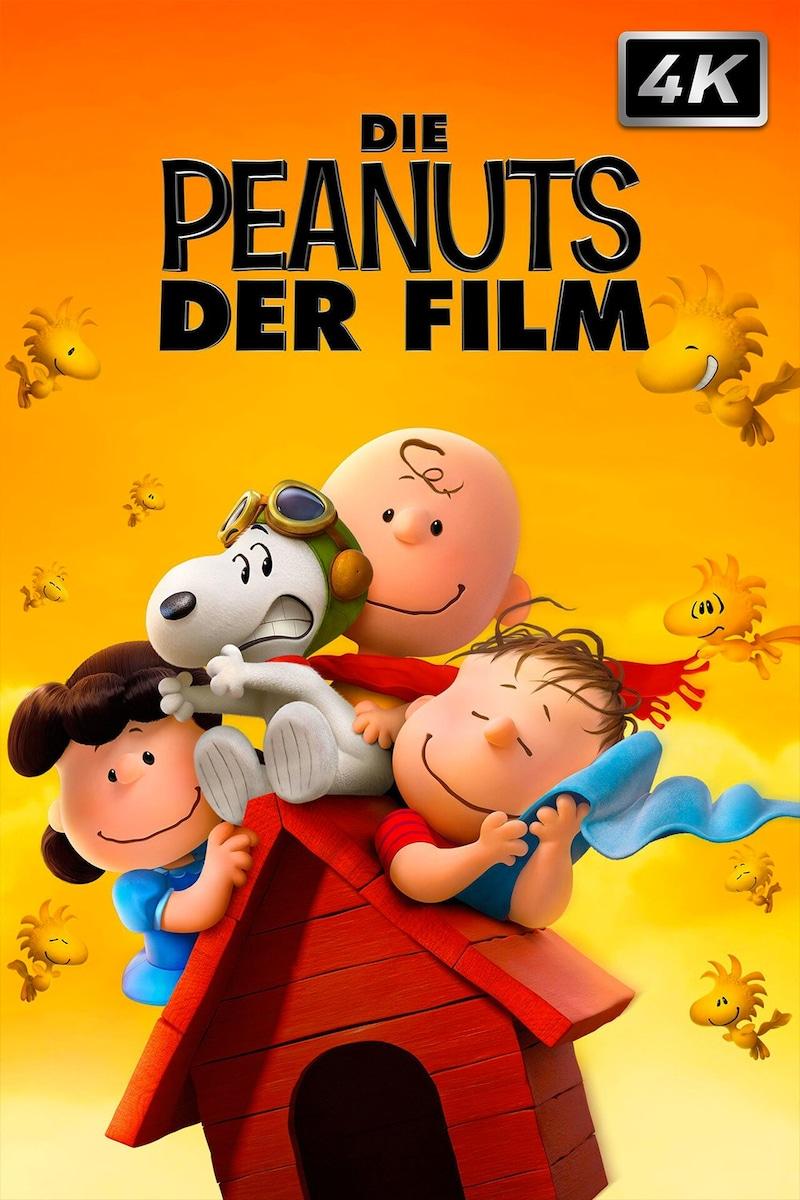 Die Peanuts   Der Film Online  Jetzt als Stream ansehen   CHILI
