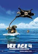 Ice Age 4: Mannerten mullistus