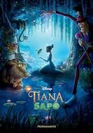 Tiana y el sapo