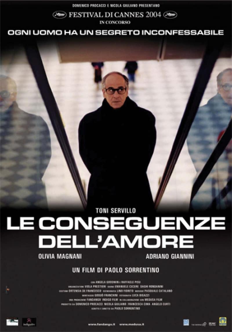 Le Conseguenze Dell Amore Paolo Sorrentino Toni Servillo Love Movie Breaking Bad Movie Stand Up Comedians