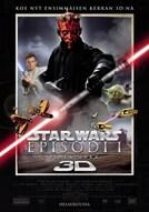 Star Wars: Episodi 1 - Pimeä uhka 3D
