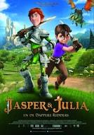 Jasper & Julia en de dappere ridders 3D (NL)