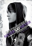 Justin Bieber never say never