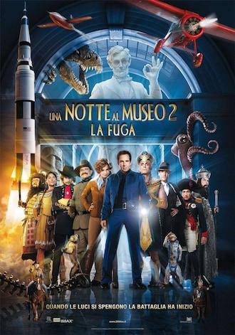 Notte Al Museo.Una Notte Al Museo 2 La Fuga Streaming Guarda Subito In Hd Chili
