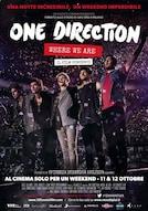 One Direction: Where we are - Il Film concerto