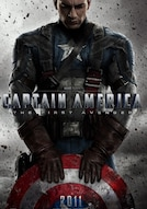 Captain America: The First Avenger 3D