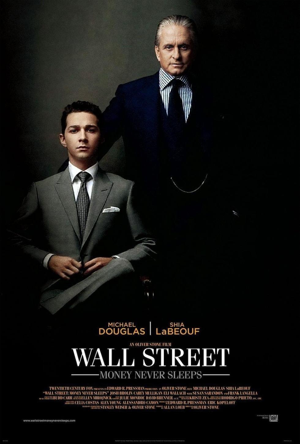 Wall street il denaro non dorme mai amazon it michael douglas - 1 11