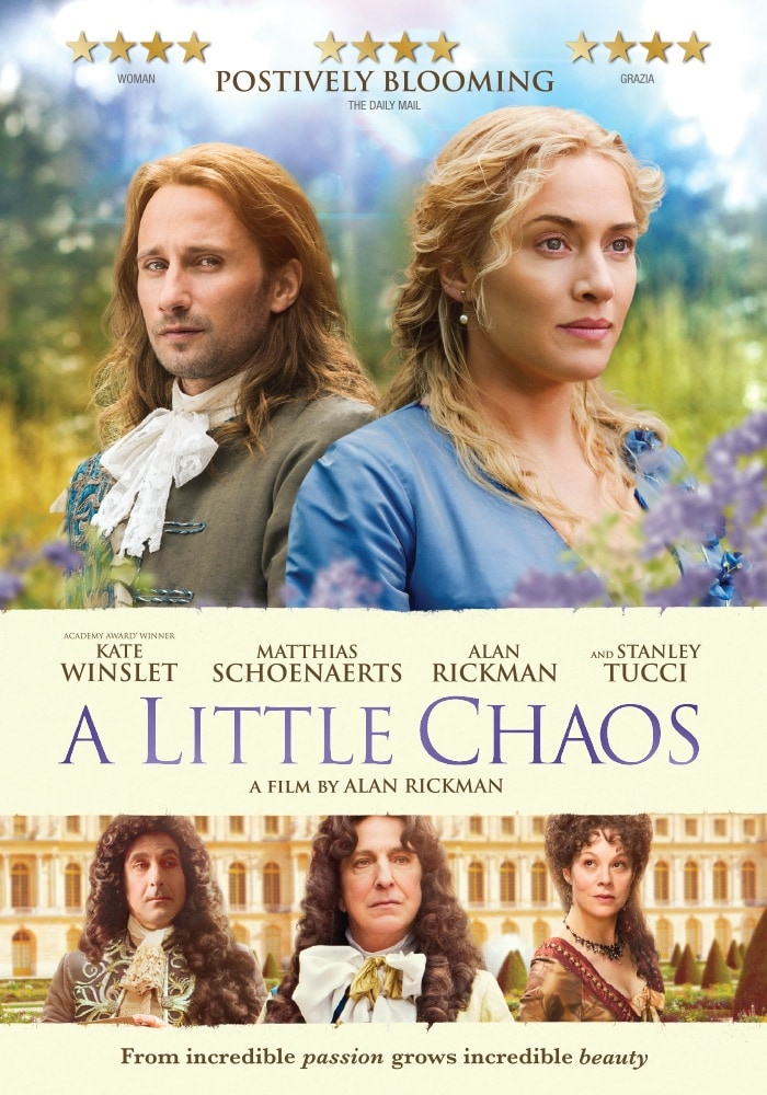 A Little Chaos Full Movie - Watch Online, Stream or Download