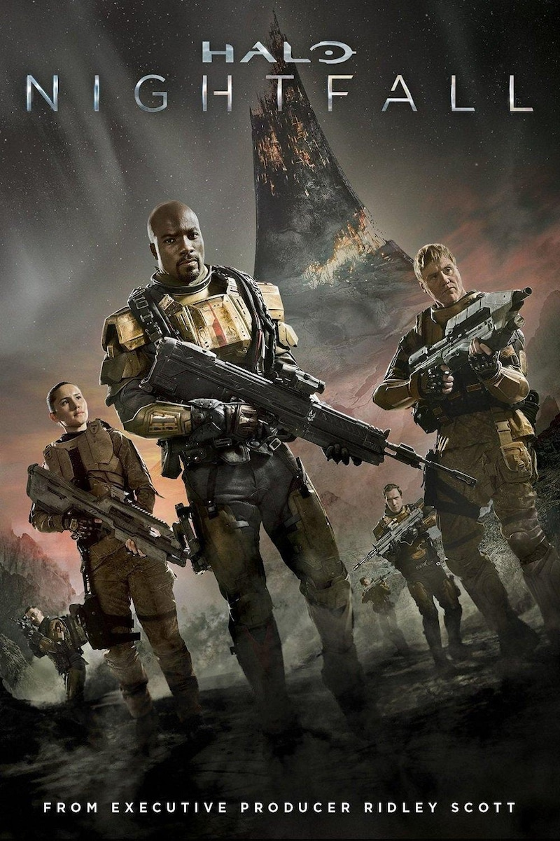 Halo Nightfall Full Movie Watch Online Stream Or Download Chili