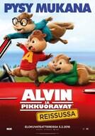 Alvin ja pikkuoravat: Reissussa