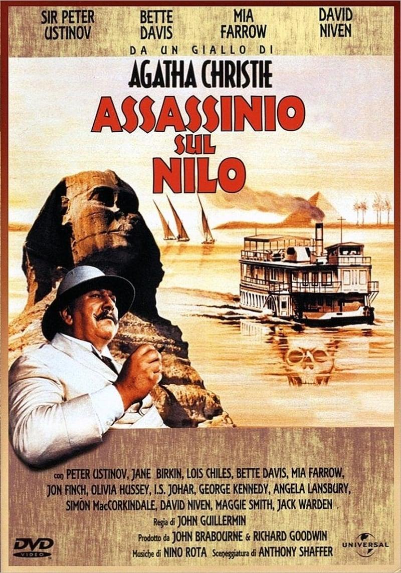 Assassinio sul Nilo Streaming - Guarda Subito in HD - CHILI
