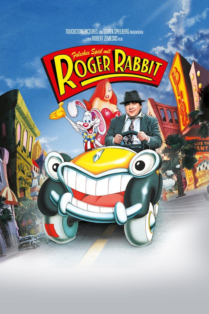 Falsches Spiel mit Roger Rabbit Streaming - Jetzt in HD ansehen - CHILI