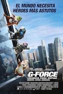 G-Force: licencia para espiar