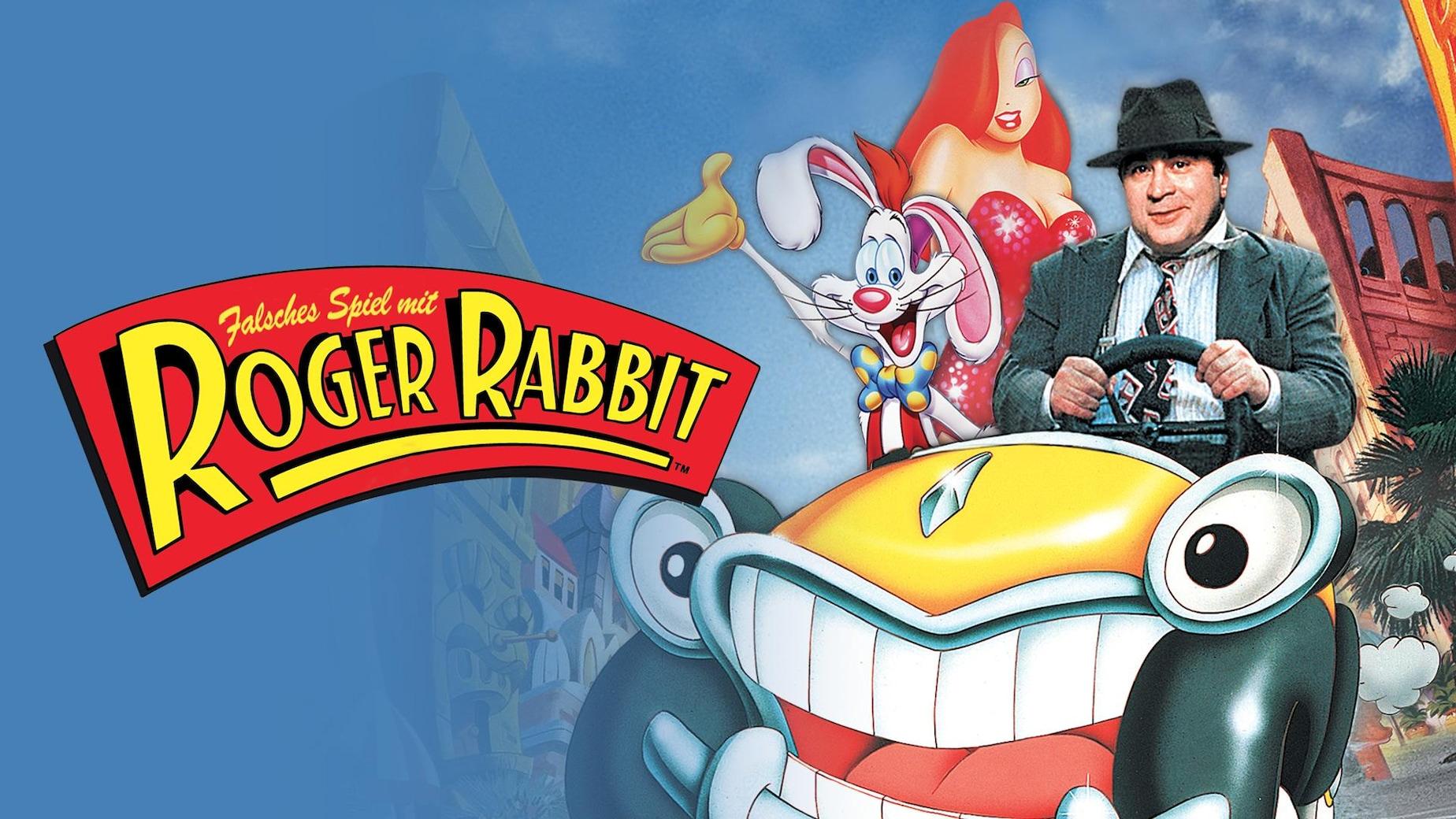 Falsches Spiel mit Roger Rabbit Jetzt in HD ansehen - CHILI