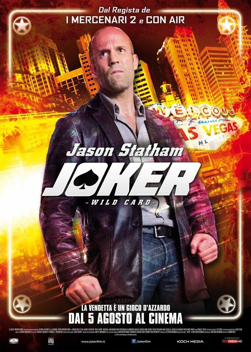 Joker - Wild Card Streaming - Guarda Subito in HD - CHILI