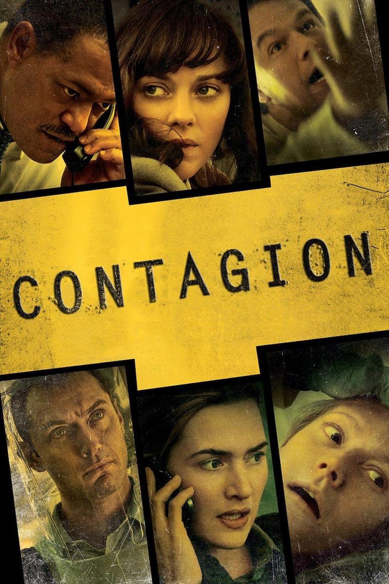 Contagion (2011) ORG Hindi Dual Audio 720p (CoronaVirus Movie) BluRay ESubs 850MB