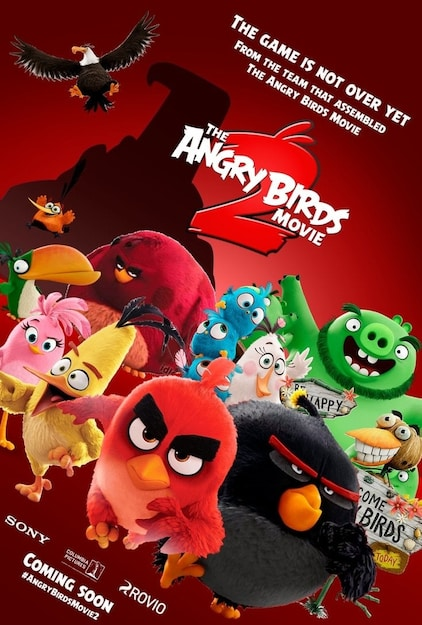 The Angry Birds Movie 2 Full Movie Watch Online Stream Or